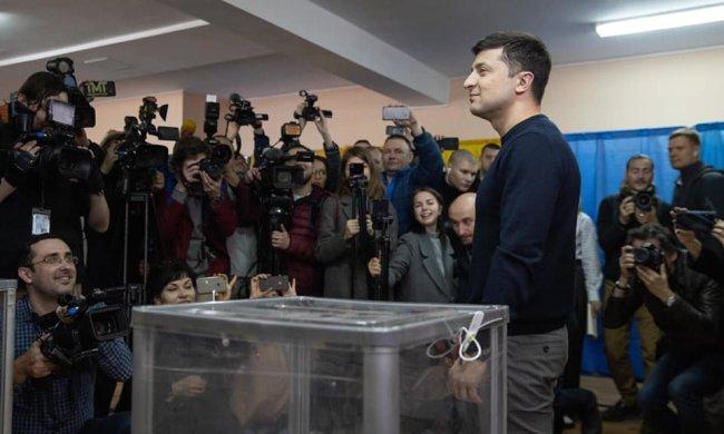 Результаты выборов президента: Зеленский ушел в отрыв, Порошенко безнадежно отстал — данные ЦИК