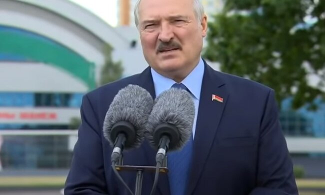 Александр Лукашенко. Фото: YouTube, скрин