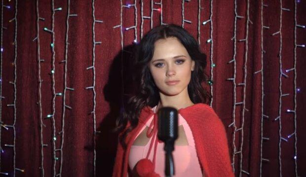Анна Кошмал. Фото: скриншот YouTube