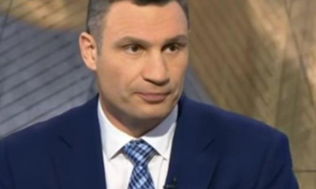 Виталий Кличко. Фото: youtubе