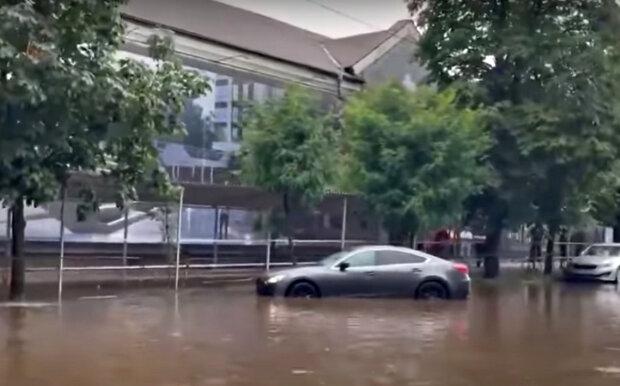 Погода в Україні. Фото: скріншот YouTube-відео.