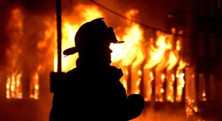 Пожар в Харькове, фото: ktk.kz