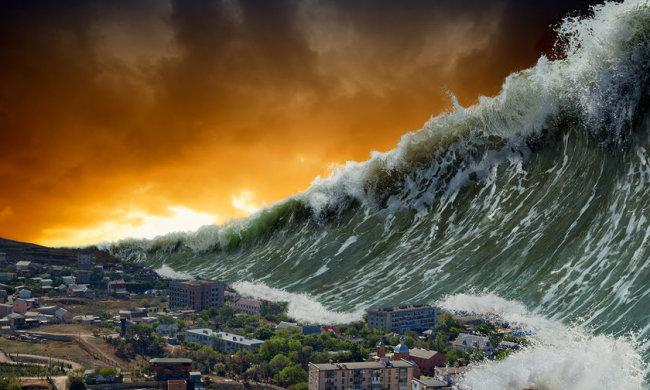 Ситуация вышла из-под контроля: Землю уничтожит всемирный потоп