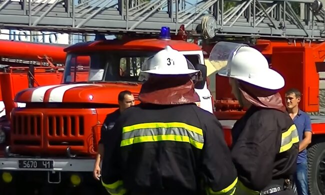 Спасатели. Фото: скриншот YouTube-видео