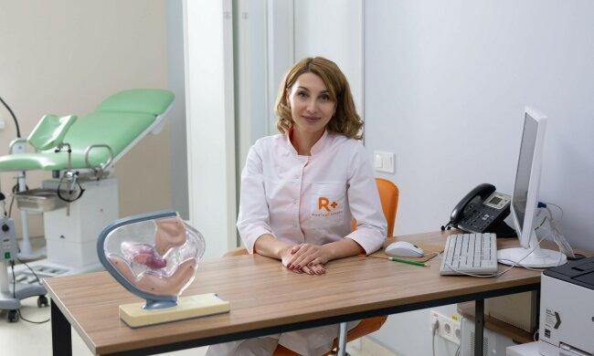 Гинекология в R+ Medical Network - сеть медицинских центров в Киеве