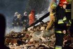 В Польше взрыв разрушил жилой дом. Фото: REUTERS