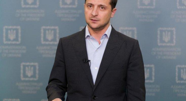 Владимир Зеленский обратился ко всем украинцам