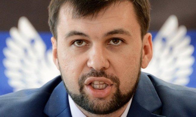 Денис Пушилин. Фото из открытых источников