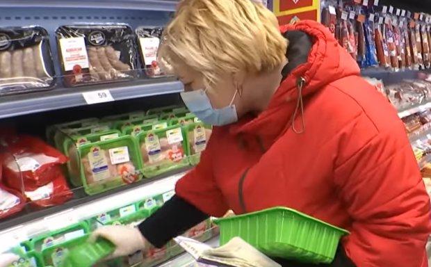 Подорожание продуктов. Фото: скриншот YouTube