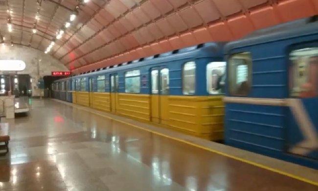 Днепр, метро