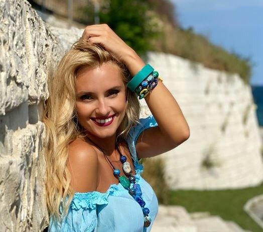 Ирина Федишин. Фото: скриншот instagram/irynafedyshyn