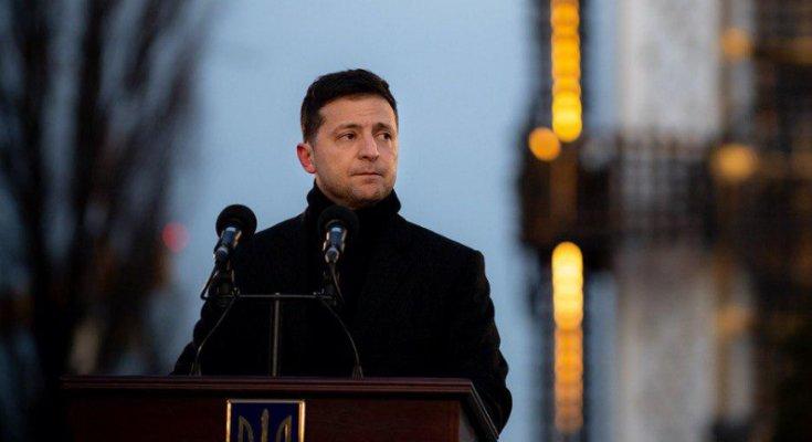 Владимир Зеленский, фото - Наш Киев