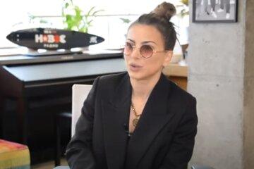 Ани Лорак. Фото: скриншот YouTube-видео