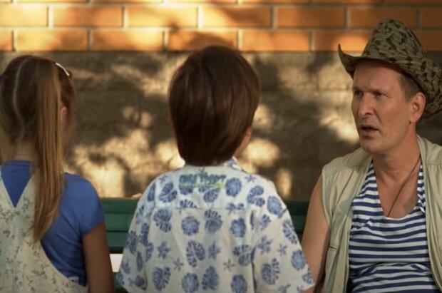 """Кадр из сериала """"Сваты"""". Фото: скриншот Youtube"""