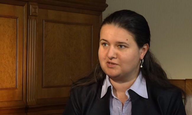 Оксана Маркарова, фото: Скриншот YouTube