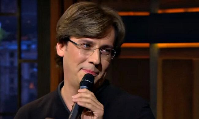 Максим Галкин. Фото: скриншот YouTube-видео.