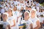 Легкость, тонкость и невинность: Изумительные образы первой леди в День независимости Украины завладели сердцами украинцев