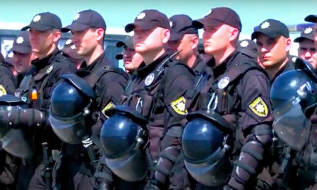 Полиция Одессы поднята по тревоге. Фото: скриншот YouTube