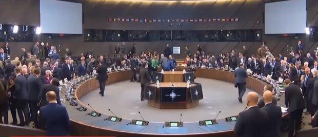НАТО. Фото: YouTube, скрин