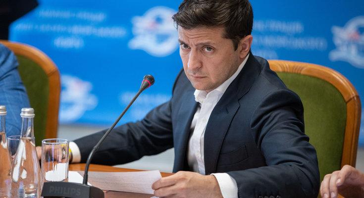 Зеленский прокомментировал премьерство Вакарчука