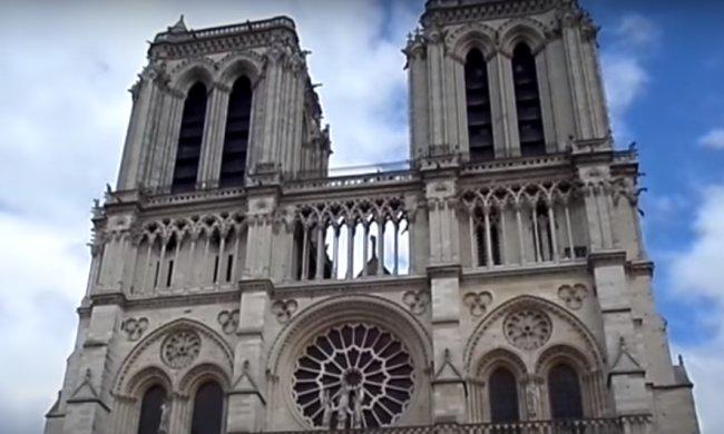 Нотр-Дам де Пари. Фото: скриншот YouTube