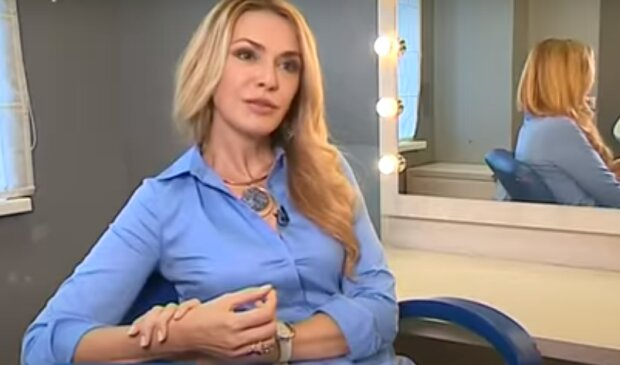Ольга Сумская. Фото: скриншот YouTube