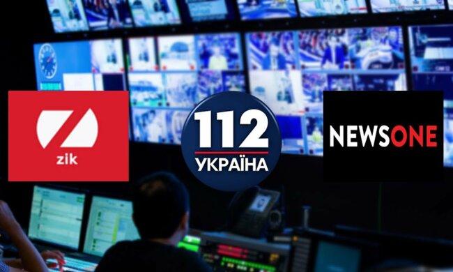 """Американські ЗМІ про закриття NewsOne, """"112 Україна"""" і ZIK: дії влади провокаційні і недалекоглядні"""