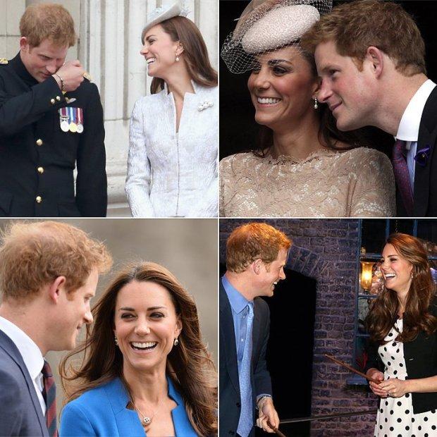 Кейт Миддлтон на Рождество преподнесла принцу Гарри необычный презент: старая история