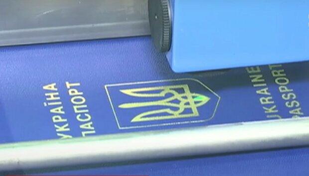 В Украине появится электронный ИНН. Фото: ТСН, скрин