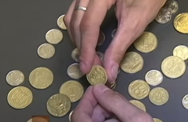 За украинскую монету на аукционе просят больше 1000 долларов