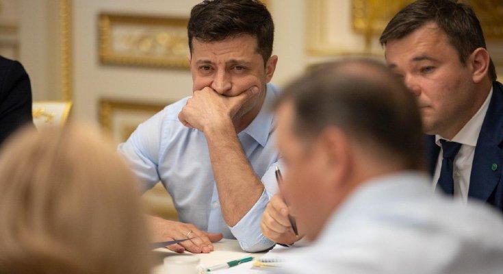 Украинцев предупредили о повторных выборах. В офисе Зеленского что-то пошло не так