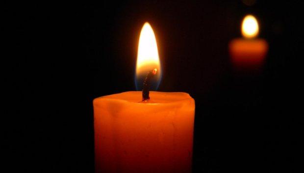 Украина оплакивает погибшего бойца, фото — hranitel.club