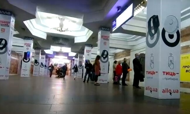 Метро парализовано: в Харькове женщина бросилась на рельсы