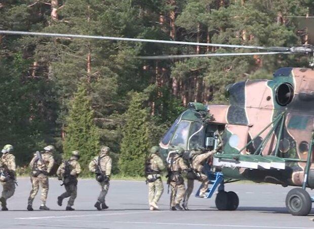 СБУ проведет учения в Одесской области. Фото: скрин youtube
