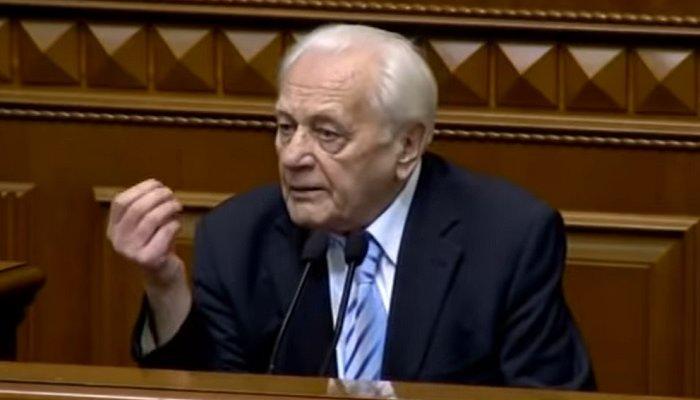 Степан Хмара. Скриншот видео: Стена