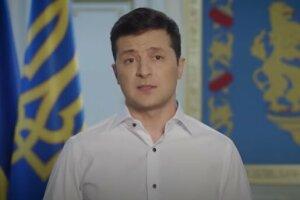 Владимир Зеленский. Фото: скриншот YouTube.