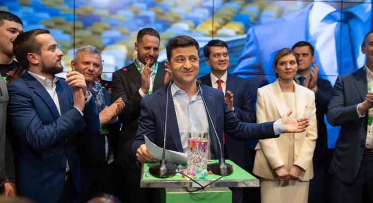 Попасть в администрацию Президента стало намного проще: что сделала команда Зеленского