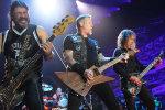 "Metallica внезапно запела на русском, исполнив ""Группу крови"" Цоя"