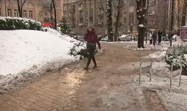 Прогноз погоды в Украине на декабрь 2020. Фото: скриншот YouTube-видео