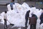 Снег. Фото: скриншот YouTube