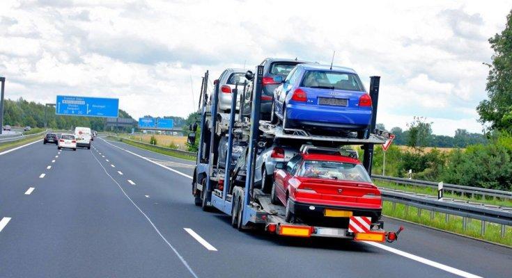 Российские авто снова можно ввозить в Украину: сроки и причины