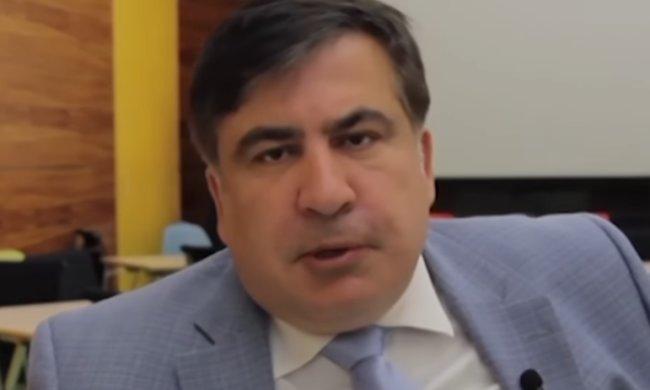 Михаил Саакашвили. Фото: youtube