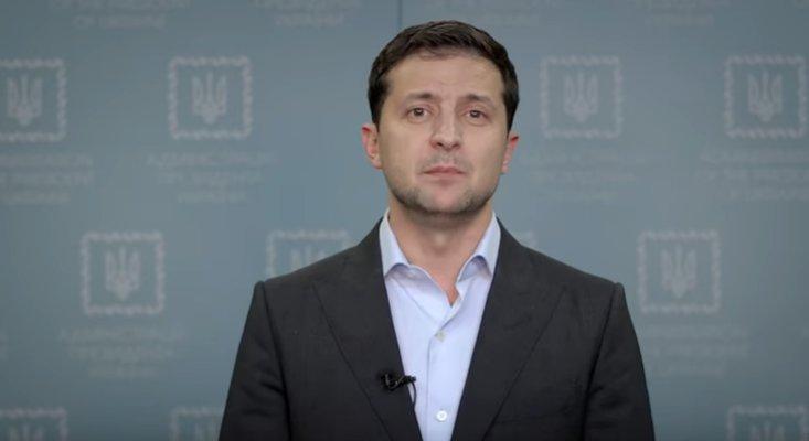 Владимир Зеленский, фото: YouTube