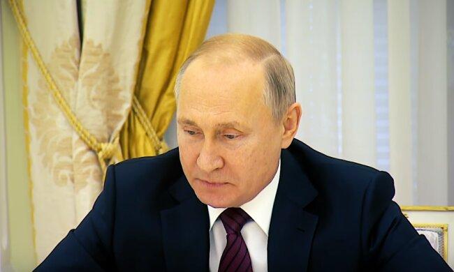 Владимир Путин. Фото: youtube