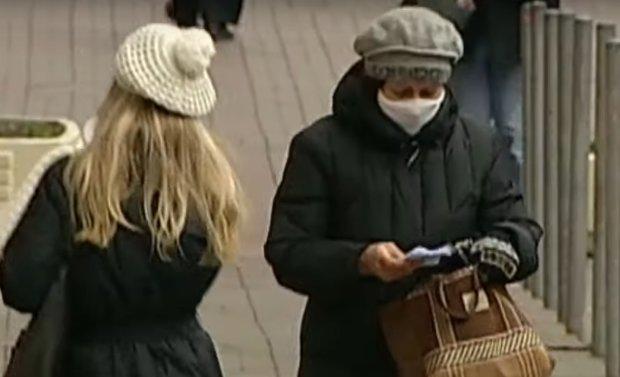 Коронавирус Украина. Фото: скриншот YouTube