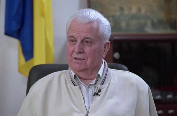 Леонид Кравчук. Фото: скриншот YouTube