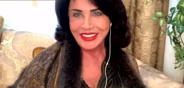 Надежда Бабкина. Фото: скриншот YouTube