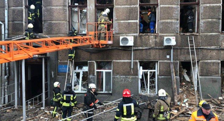 У одесских пожарных нет необходимого оборудования, фото: Цензор.НЕТ
