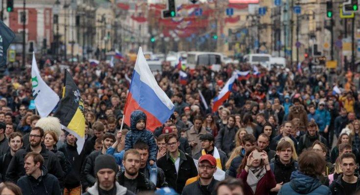 Путинская политика довела даже россиян! В Москве начался майдан. Первые подробности попытки переворота