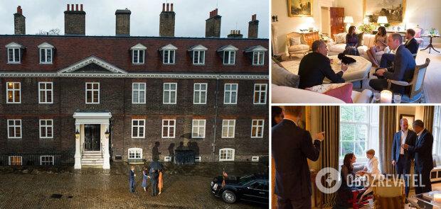 Дома королевской семьи. Фото: obozrevatel.com